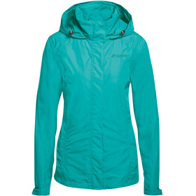 Maier Sports Altid Jacket Women Viridian Green
